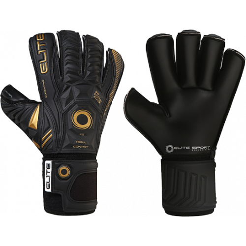 Elite Black Real GK Glove