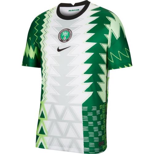 Nike Nigeria Home Jersey 20/21