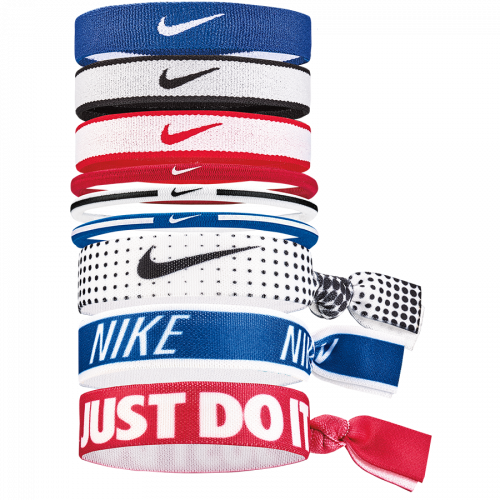 Nike Ponytail Holders (9 pack)