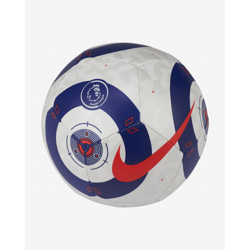 Nike Premier League Skills Ball '21[White/Blue/Laser Crimsion][1]