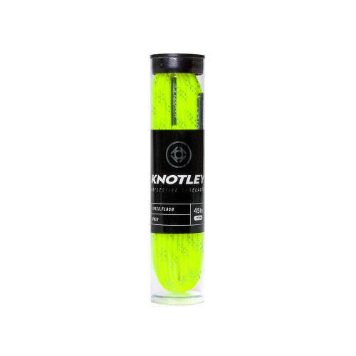 Knotley Volt Speed Flash Reflective 45 Inch Lace
