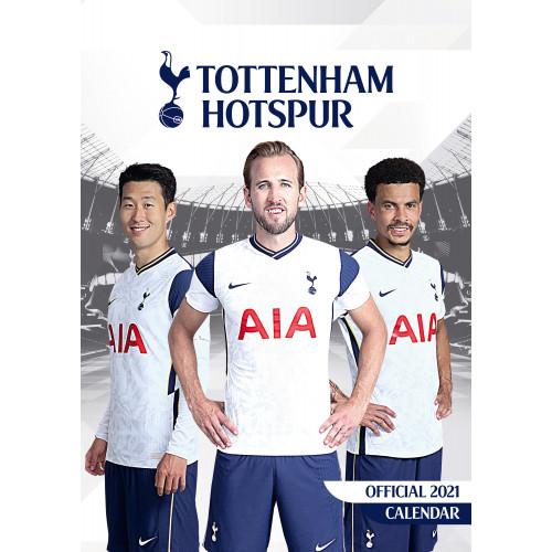 Tottenham Calendar 2021