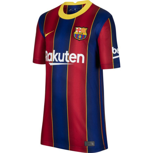 Nike Youth Barcelona Home Jersey 20/21