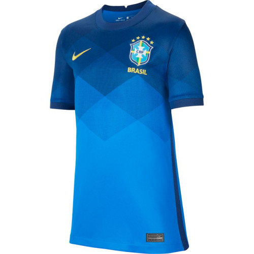 Nike Youth Brasil Away Jersey 20/21