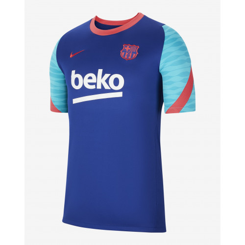 Nike Youth FC Barcelona Strike Jersey 20/21