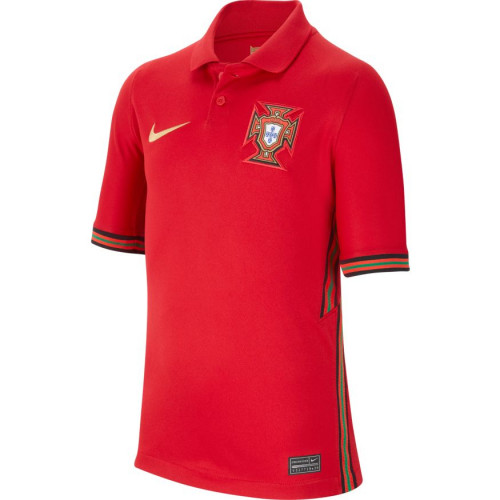 Nike Youth Portugal Home Jersey 20