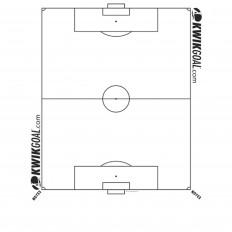 Kwik Goal Kwik Charts- full field (20 Sheets)