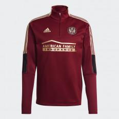 adidas Atlanta United Training 1/4 Zip