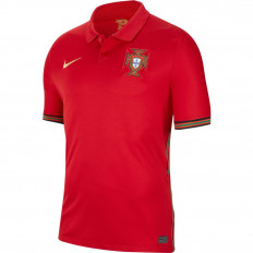 Nike Portugal Home Jersey 20