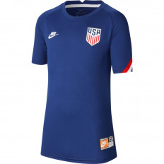 Nike Youth USA Pre-Match Top 2020