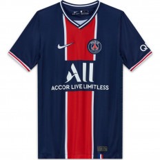 Nike Youth PSG Home Jersey 20/21