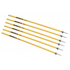 Kwik Goal Coaching Sticks (6/set)