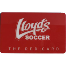Lloyd's Red Card Gift Card