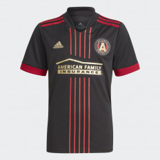 adidas Youth Atlanta United Home Jersey 21/22