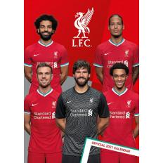 Liverpool Calendar 2021