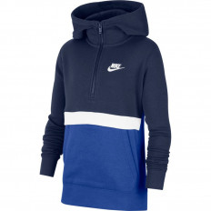 Nike Youth 1/4 Zip Hoody