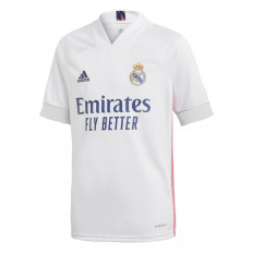 adidas Youth Real Madrid Home Jersey 20/21