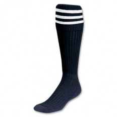 Official Sports 3-Stripe Referee Sock