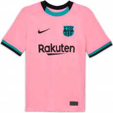 Nike Youth Barcelona 3rd Jersey 20/21