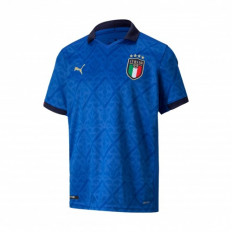 Puma Youth Italy Home Jersey 20/21