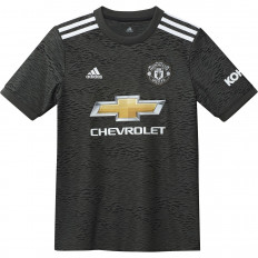 adidas Youth Manchester United Away Jersey 20/21