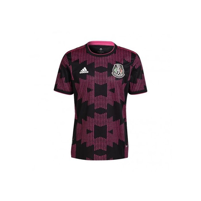 adidas Youth Mexico Home Jersey 2021